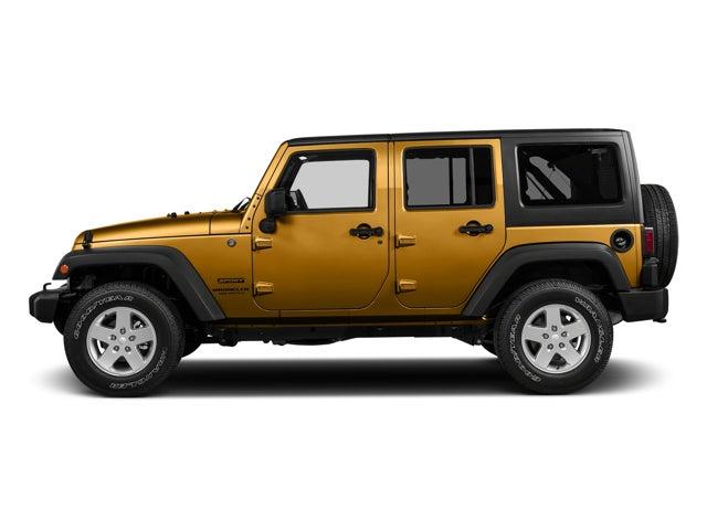 2017 Jeep Wrangler Unlimited Sport In Deland Fl Nissan