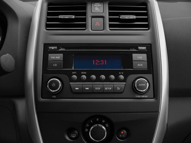 2016 Nissan Versa Sv In Deland Fl