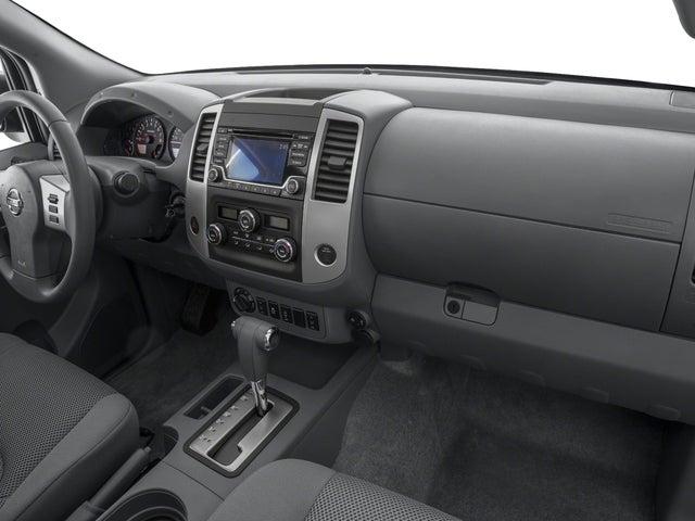 2018 Nissan Frontier Sv V6 Deland Fl Serving Deltona Orange City